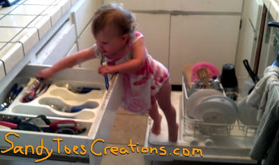 Get Kids Involved in Organizing and Cleaning, the earlier the better