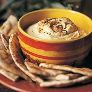 Can't live without Hummus