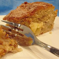 Sandy Toes Creations: Delicious Apple Cake Recipe!