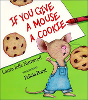 Sandy Toes Creations: If You Give a Mouse a Cookie Early Math and Art Activities