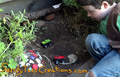 Sandy Toes Creations - One Day in the Life of a Mom