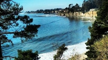 Best family beaches in Santa Cruz, CA