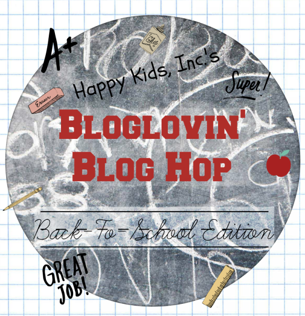 Bloglovin' Hop #33 and Giveaway!