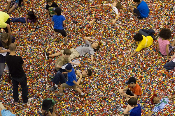 Tickets to LEGO KidsFest 2013 San Jose- Almost Sold Out!