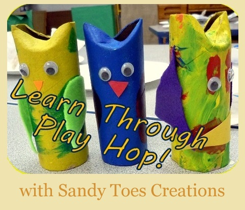 Sandy Toes Creations-Learn Through Play Hop