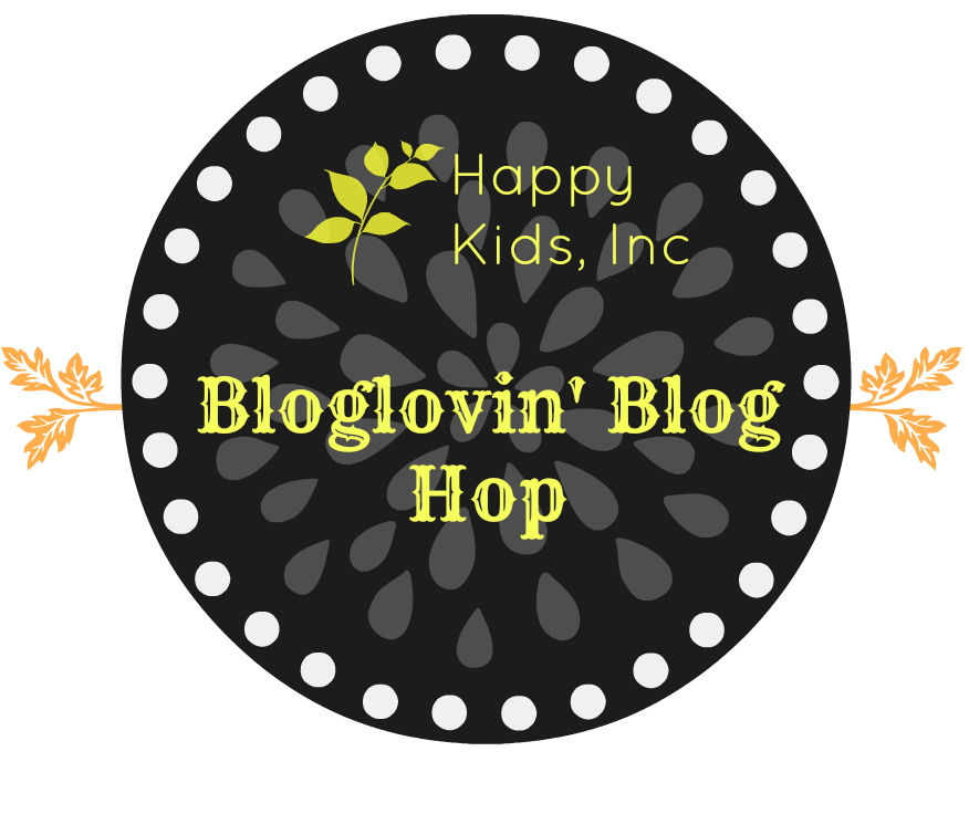 Bloglovin' Blog Hop #34