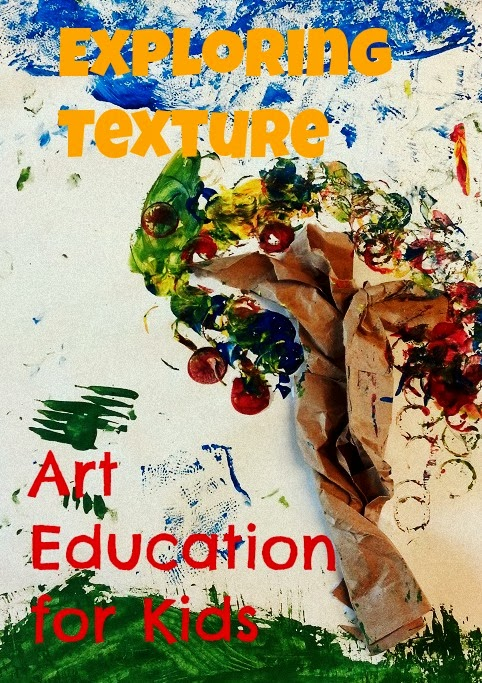 Art Projects for Kids: Exploring Textures and Color