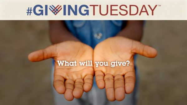 A simple Way to Give Back #GivingTuesday