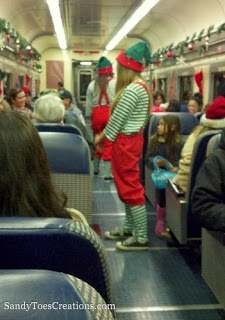 Train to Christmas Town Experience