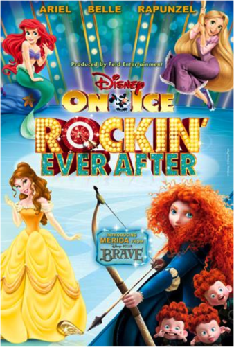 Save on Disney on Ice Tickets and Freebies