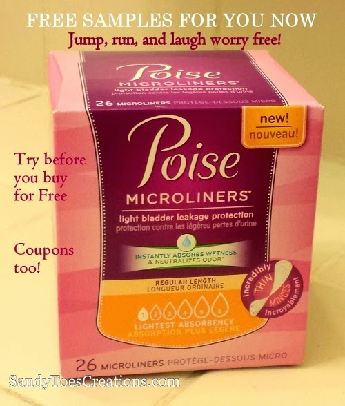Not the Bounce House! #Free Samples of #Confidence for #Moms #sp #Poise #LBL #discount #coupons
