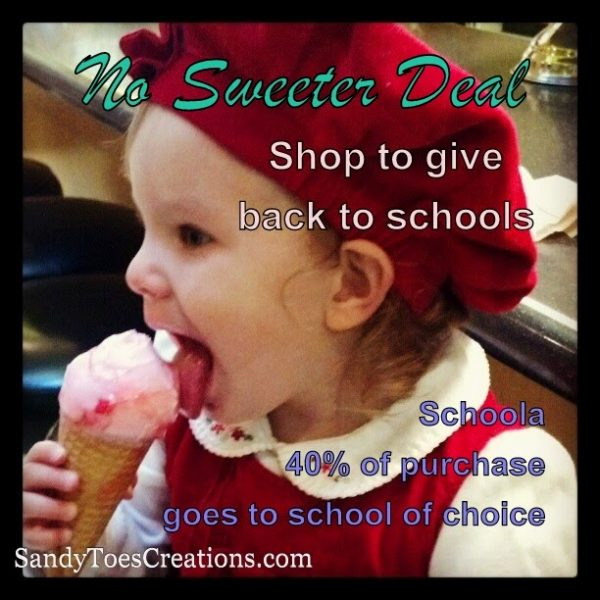 #HolidaysR4 Giving- Cleaner Closets Helping Schools. Schoola gives 40% to schools
