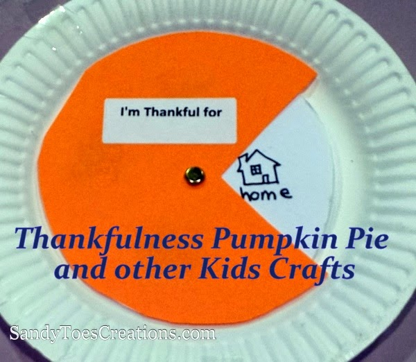 Easy Thankfulness Crafts for Kids