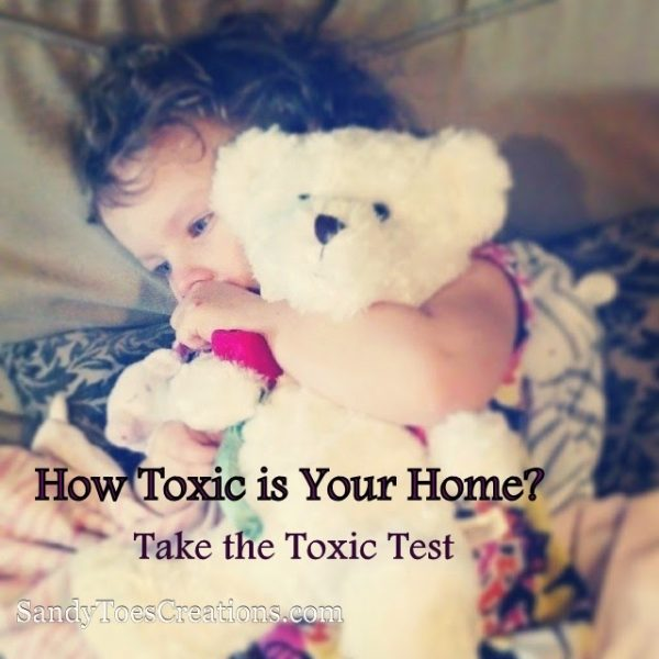 How Toxic is Your Home? #TheToxicTest