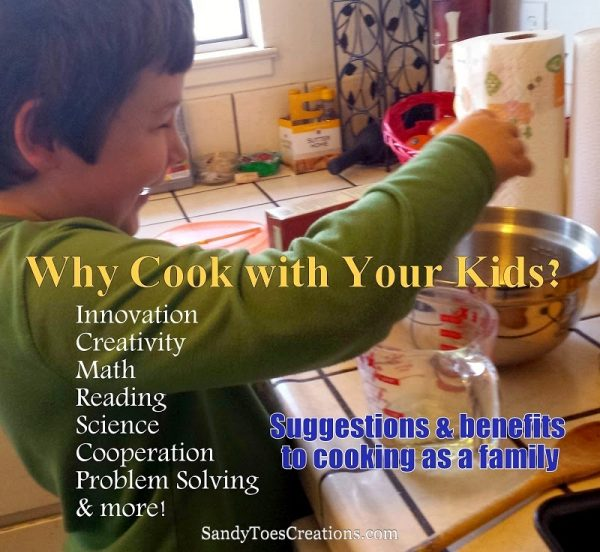 Does Cooking as a Family Lead to Innovative Kids?