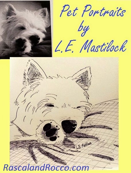 Custom Pet Portraits Your Pet a Work of Art