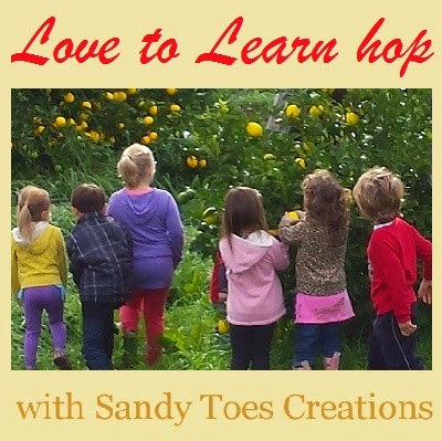 Love to Learn #bloghop #mombloggers #homeschool #kids #education #kidsactivities #learnthroughplay #kidscrafts