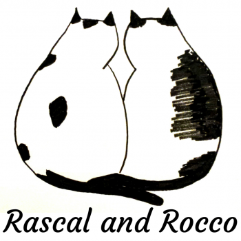Rascal and Rocco cat and dog blog