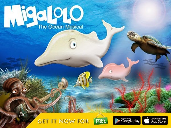 Migalolo top kids app ebook