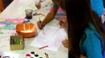 Young Artists Classes This Week