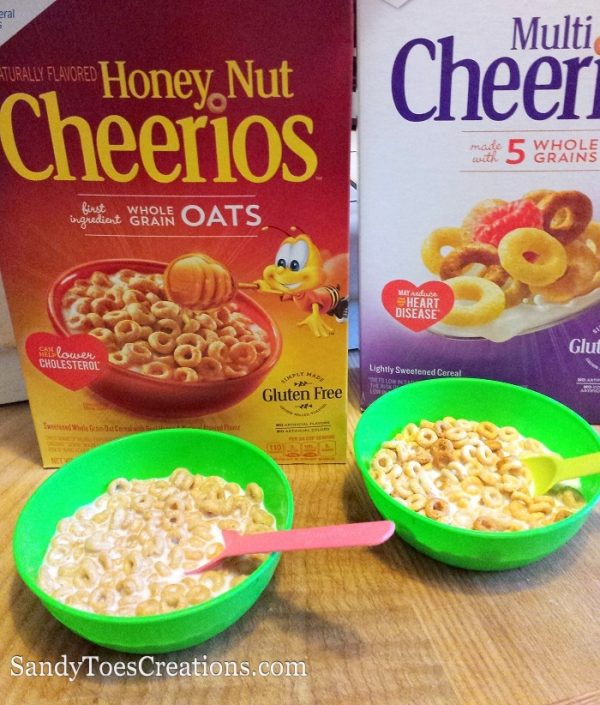 Happy kids and moms! Now we can enjoy our favorite quick breakfast again with Gluten free Cheerios. Gluten free breakfast ideas | gluten free food for kids