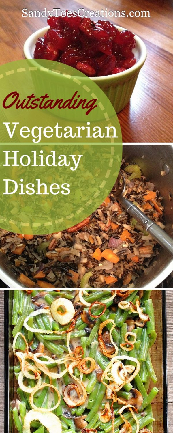 Looking for some healthy vegetarian holiday dishes? These are truly outstanding, easy to make, gluten free holiday recipes using whole pure food ingredients. Clean food for Thanksgiving and Christmas party side dishes that are delicious! | paleo | holiday side dish