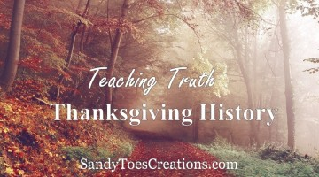 Teaching Truth- Thanksgiving History