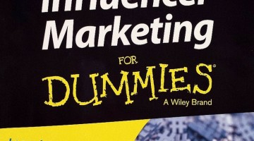 Influencer Marketing for Dummies Giveaway