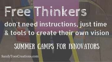 the Best summer camps in the U.S. for free thinkers and innovative kids. Build confidence, self esteem, and have fun! @Galileocamps #galileoinnovationapproach #marvelousmistakes