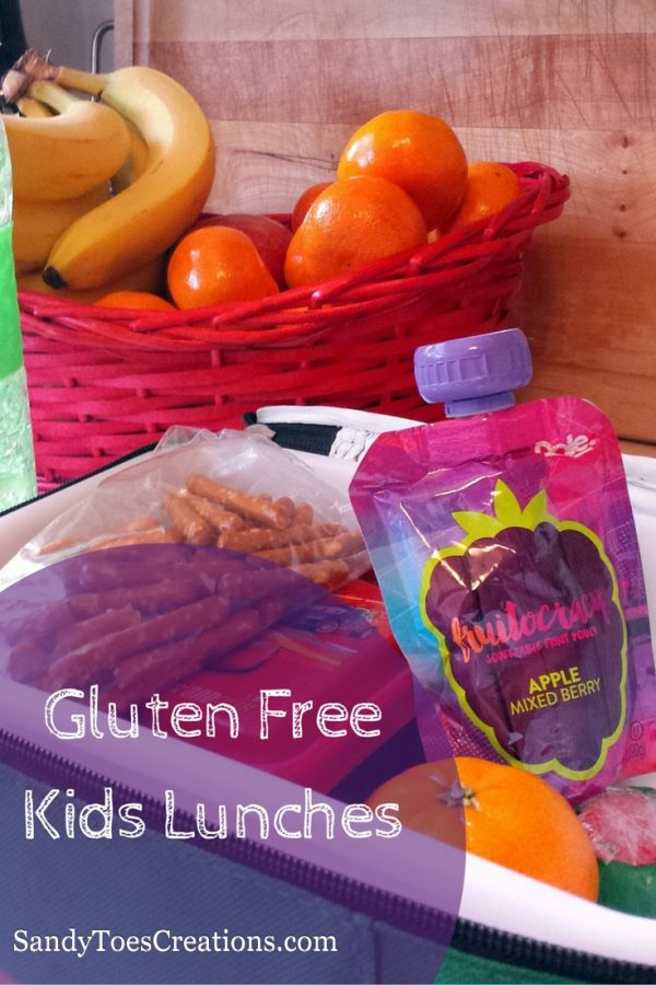 Simple gluten free school lunch ideas for the newly gluten-free kid and parents #Fruitocracy | snacks for kids | whole foods | Natural foods #Fruitocracy AD