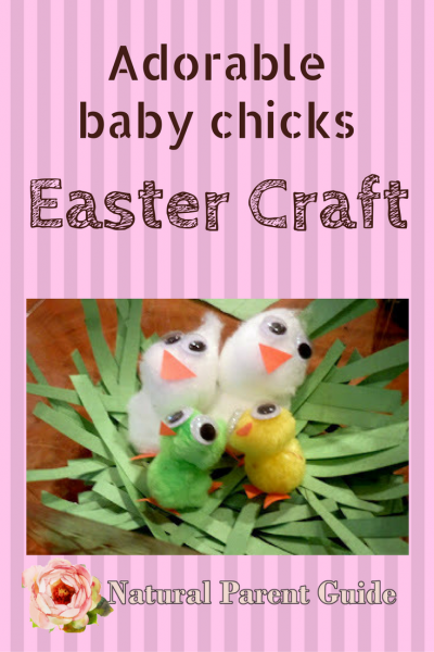 Adorable baby chicks DIY Easter crafts for kids | Easter decoration | Easter centerpiece | holiday party | kids crafts