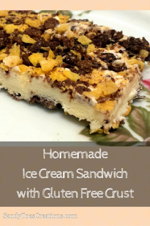DIY Gluten free dessert ideas Homemade Ice Cream Sandwich Recipe gluten-free treats #HBOChocGF #IC AD