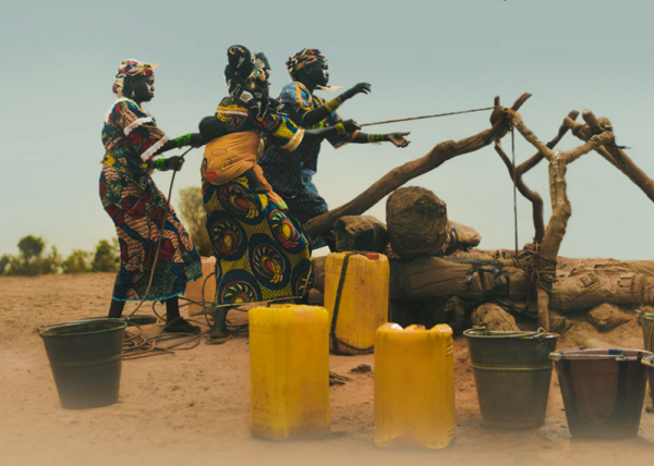 Women and girls collect and carry 40 lb jugs of water up to 3 hours a day in developing countries. Take the #40lb challenge and @emergen-c will donate $5 to @charitywater just for you sharing a photo! Click for more details. Charity | clean water | causes