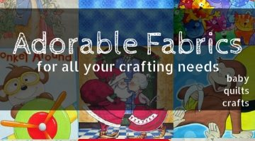Adorable Baby Fabrics for You