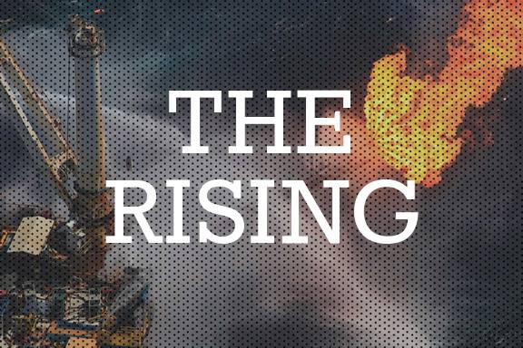 The Rising film brings awareness to human health concerns currently being ignored for people helping to clean up toxic oil spills