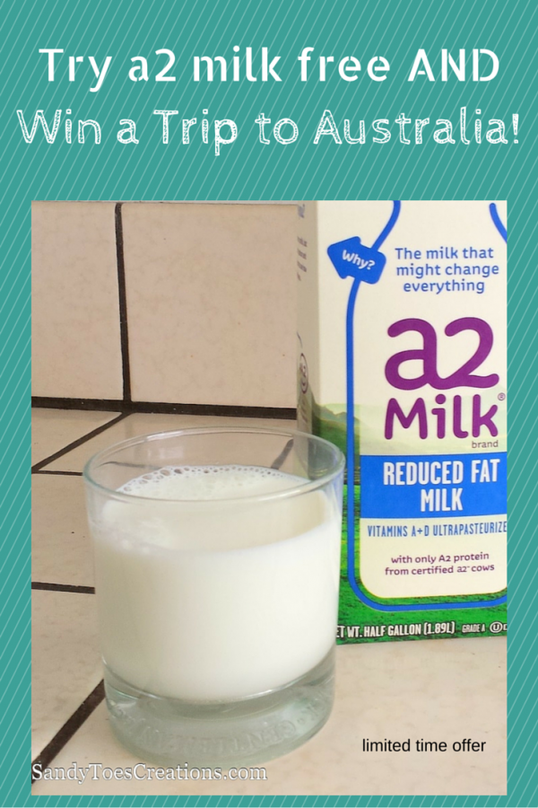 Try a2 milk free and win a trip to Australia! #a2milk #IC #ad @a2milk