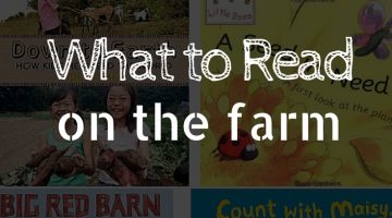 What to Read on the Farm