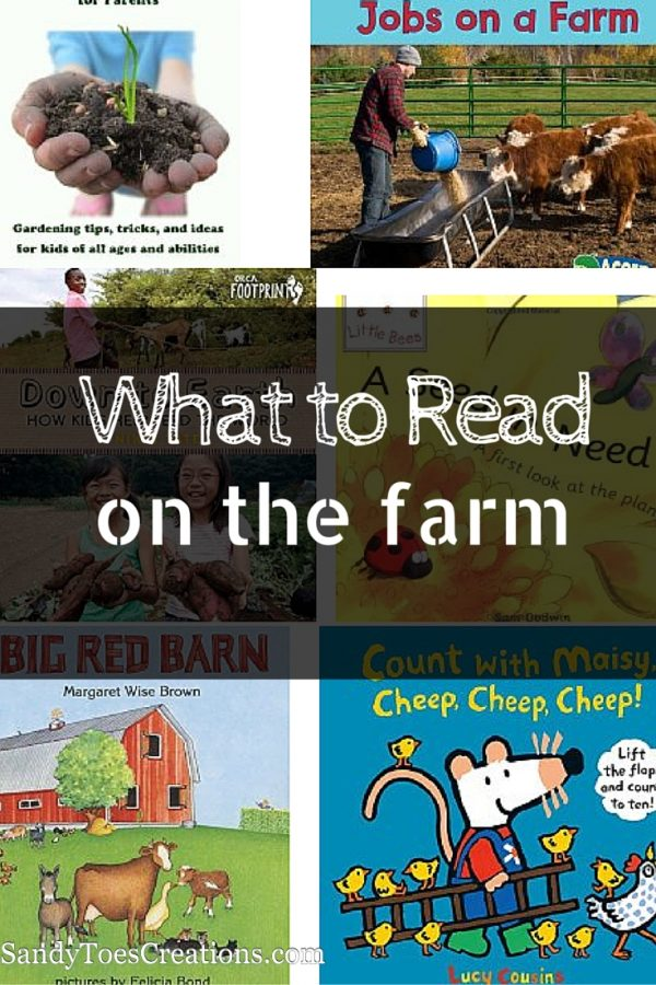 Books for kids learn