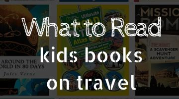 Great Kids Books on Travel