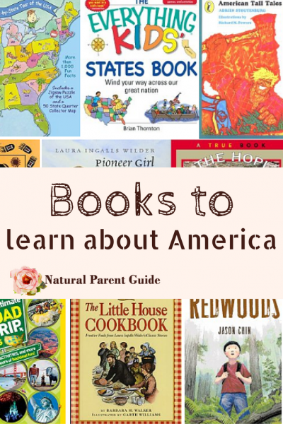 Kids books for learning about and exploring America and U.S. history| Homeschool curriculum | preschool kindergarten elementary reading