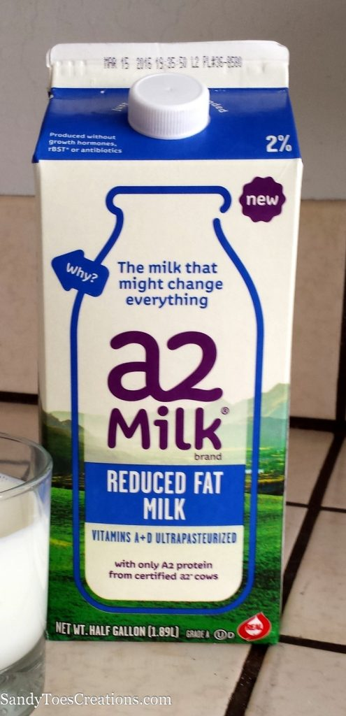 Tummy troubles when you drink milk? Could be the protien. #a2Milk only comes from cows with the a2 protein which is easier to digest #IC ad @a2milk