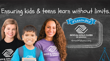 Check out the new My.Future STEM program at the Boys & Girls Club of America #Learn365 #IC #ad