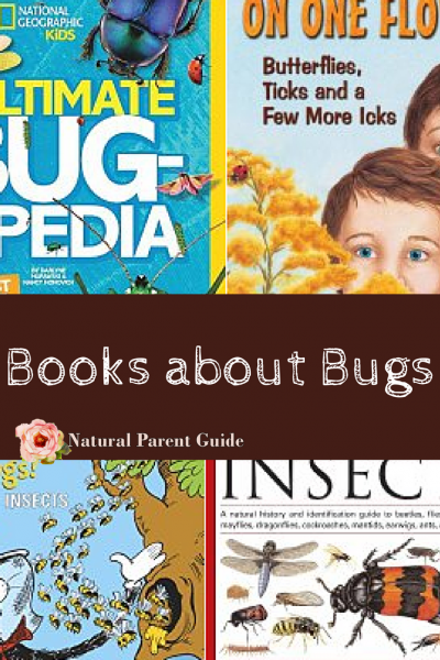 Childrens books about bugs | kids books | picture books | Learning about insects | homeschool reading curriculum | science