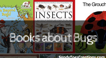 Kids Books About Bugs