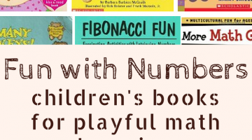 Kids book for playful learning numbers and math concepts | homeschool math | preschool math | elementary math | fun math games | math books