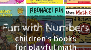 Children's Books for Playful Math Learning