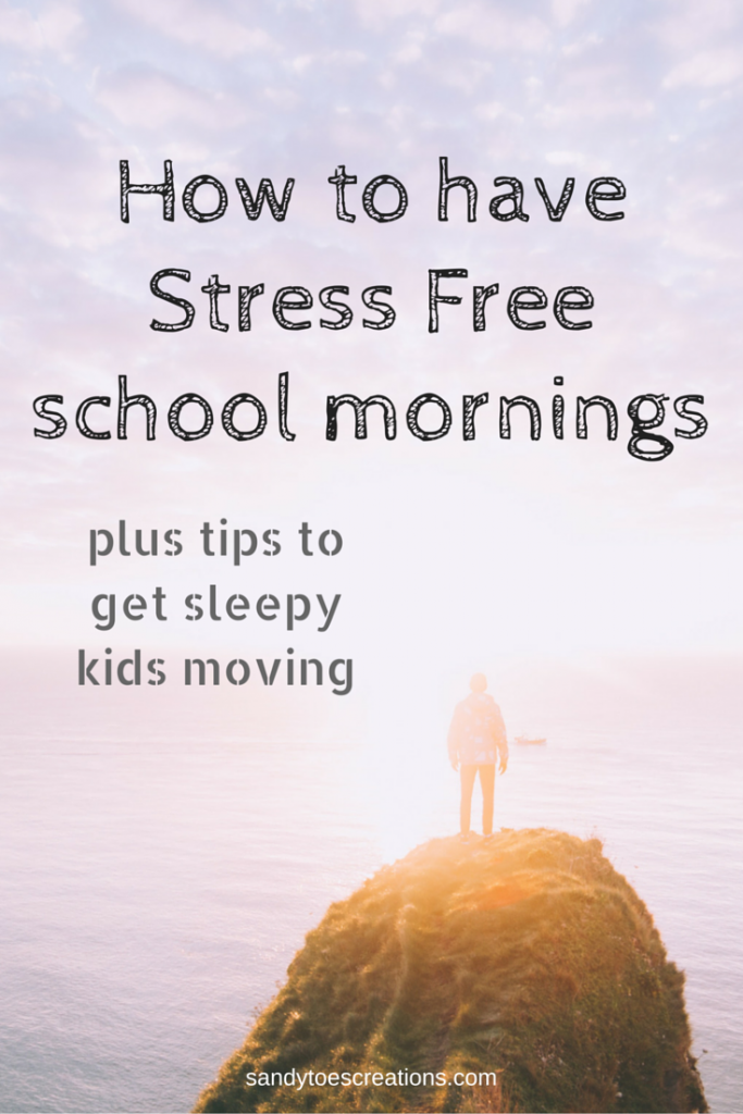 Get kids moving in the morning and ready to go back to school quickly with a simplified morning routine. Plus tips for getting sleepy kids moving. Whether pre school, elementary, or high school kids, these tips will help make the morning rush smoother #a2Milk #IC ad @a2milk
