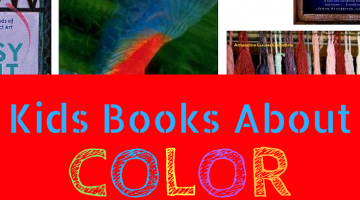 Teaching Colors Books for Kids