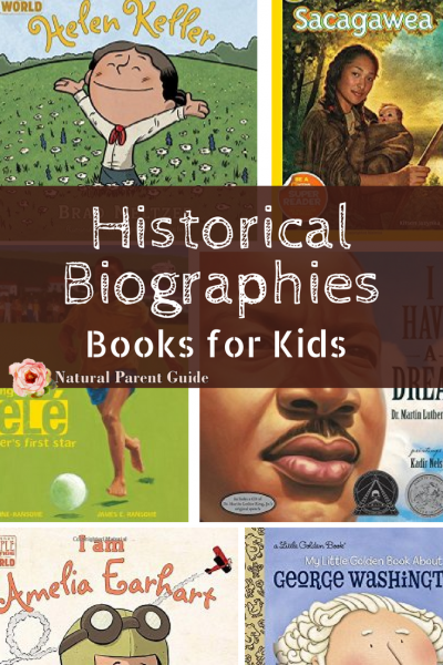 Historical biographies History picture books for kids Homeschooling curriculum