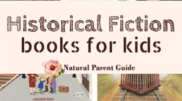 What to Read Historical Fiction for Kids Homeschool history curiculum